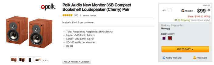 Polk Audio speakers-35B-sale-02