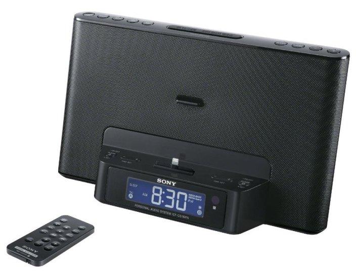 sony-lightning-clock-speaker-dock