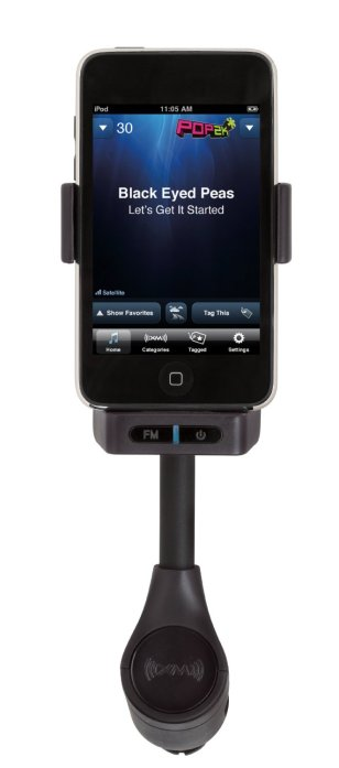 XM XVSAP1V1 SkyDock In-Vehicle Satellite Radio for iPhone and iPod touch (Discontinued by Manufacturer)