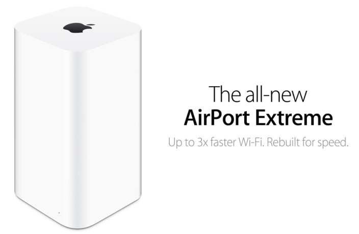Certified refurbished Apple AirPorts: Extreme 802.11ac