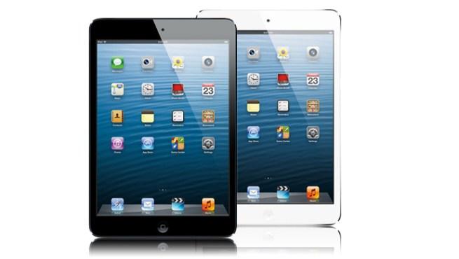 Apple iPad Mini 16GB Wi-Fi w: 7.9%22 Display, A5 Chip, Bluetooth & 5MP Camera - White or Black