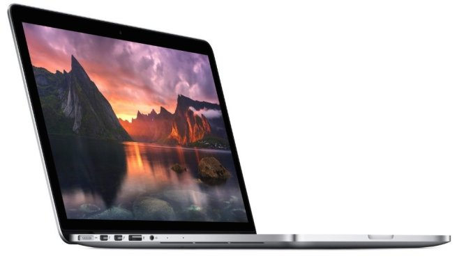 Apple MacBook Pro ME866LL:A 13.3-Inch Laptop with Retina Display (NEWEST VERSION)
