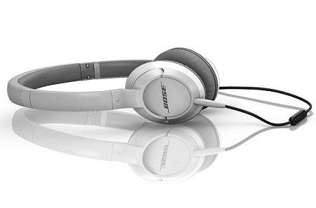 Bose Audio Headphones in White