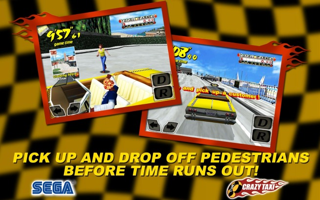 CRAZY TAXI-sale-iOS-FREE