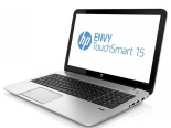 HP ENVY 15t-J100 TouchSmart Laptop, 15.6%22 HD BrightView LED Touchscreen, Intel Core i7-4700MQ, 12GB DDR3, 1TB HDD, 802.11n, WiDi, Win 8.1