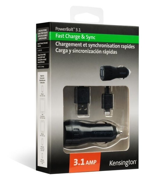 kensington-charger-usb-lightning-mfi