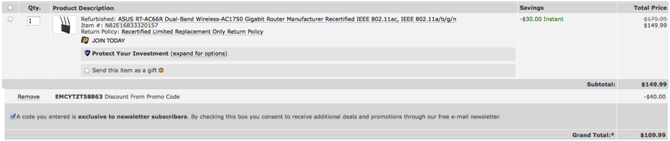 newegg-asus-ac-router-deal