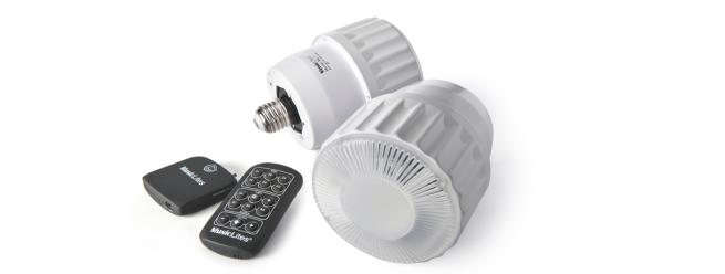 Sylvania ML-1 MusicLites Speaker LED Light