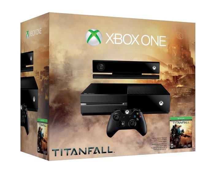 Xbox One Titanfall bundle-sale-Walmart
