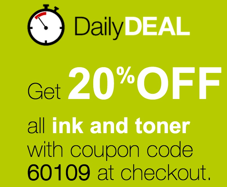 Get daily coupons