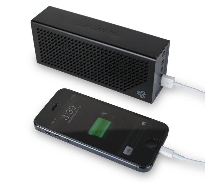 JLab Crasher Portable Bluetooth Speaker w/ USB charging port (multiple colors) $30 Shipped (Reg. $100)
