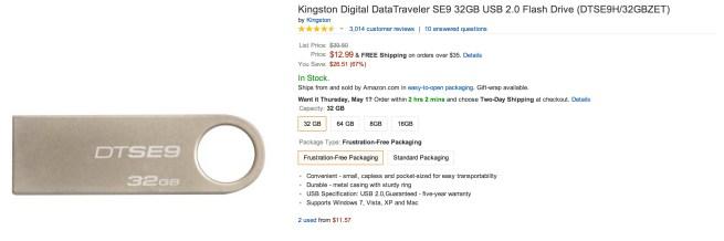 Kingston Digital DataTraveler