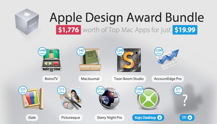 mac-heist-app-bundle-design-award