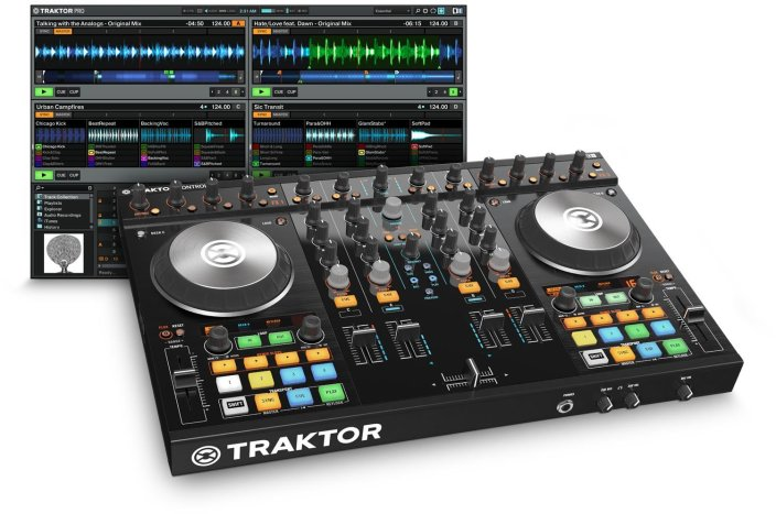 Native Instruments Traktor Kontrol S4 (MK2) DJ Controller-iOS-Mac-iPad-sale-01