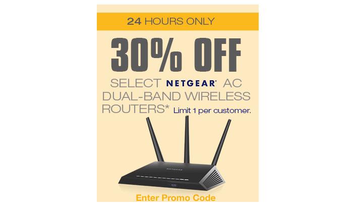 NETGEAR router sale-Newegg-24hours-02