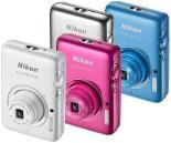 Nikon Coolpix S02 13.2MP Digital Camera