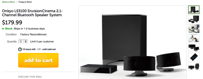 Onkyo LS3100 EnvisionCinema 2.1-Channel Bluetooth Speaker System-sale-refurb-01