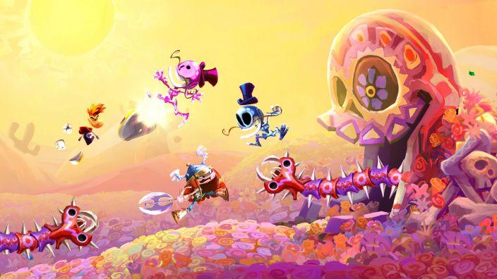 Rayman Fiesta Run-iOS-sale-01