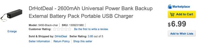 usb powerbank bestbuy