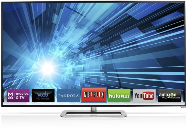 VIZIO 1080p 120Hz Smart LED HDTV