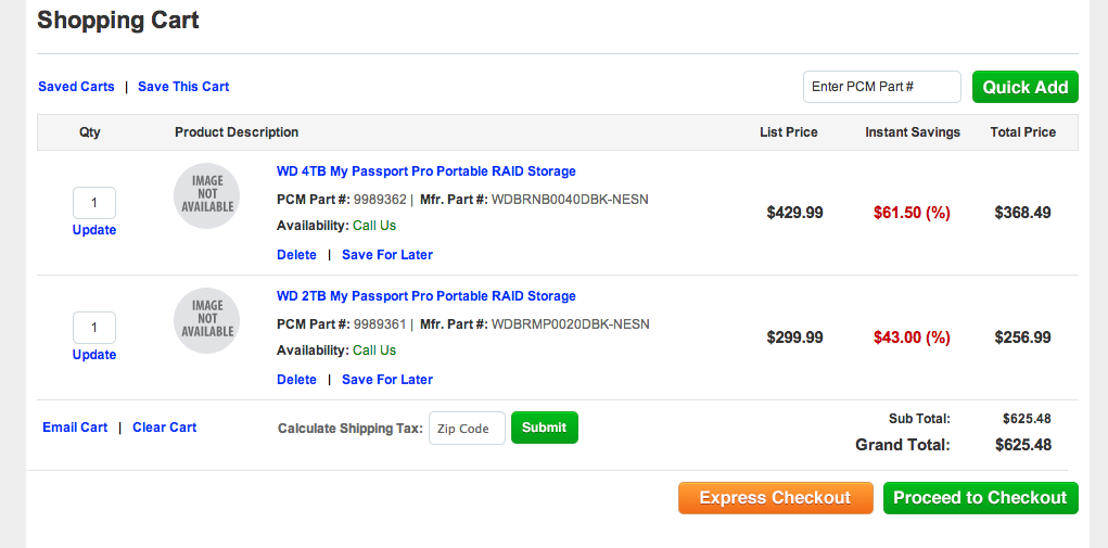 WD-MY Passport-Thunderbolt-sale