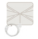 Winegard FlatWave Amplified Razor Thin HDTV Indoor Antenna w: Built-In Amplifier
