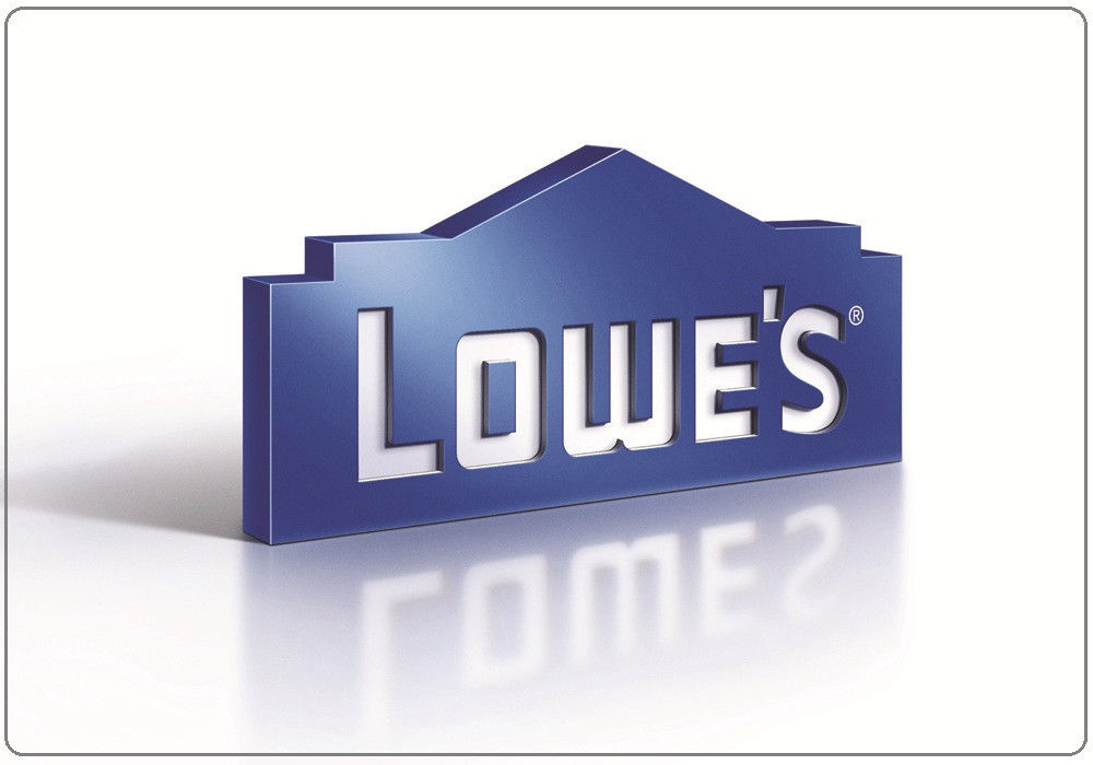 $100 Lowe's Gift Card for ONLY $90