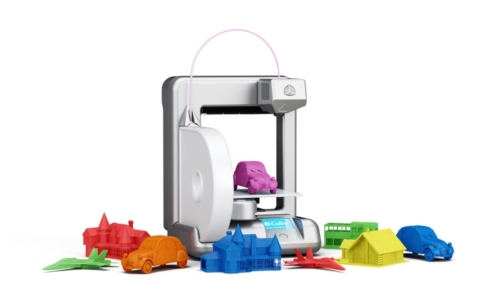 3D Systems Cube Personal 3D Printer-sale-02
