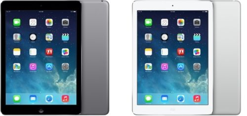 Apple iPad Air 9.7%22 Retina Display 32GB WiFi 5th Generation Tablet