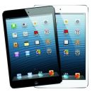 Apple ipad mini with Wi-Fi 32GB Black or White Silver