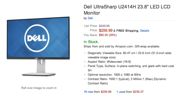 Dell UltraSharp U2414H LED-sale-02