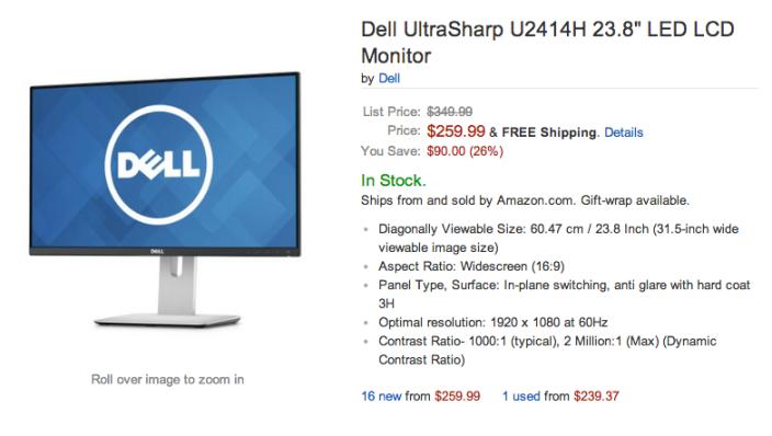 Dell UltraSharp U2414H LED-sale-02