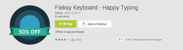Fleksy keyboard-app-android-01
