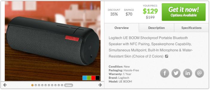 logitech-UE-boom-bluetooth-speaker-daily-steals