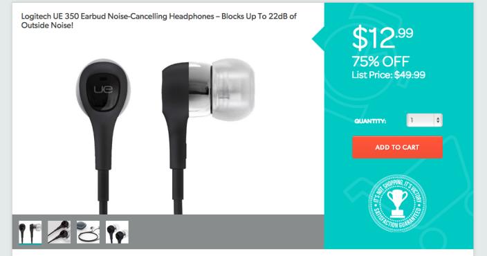 Logitech Ultimate Ears 350 Noise-Isolating Earphones-sale-02