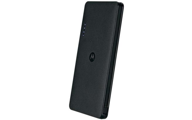 Motorola P4000 Dual-Charging 4000mAh Power Pack