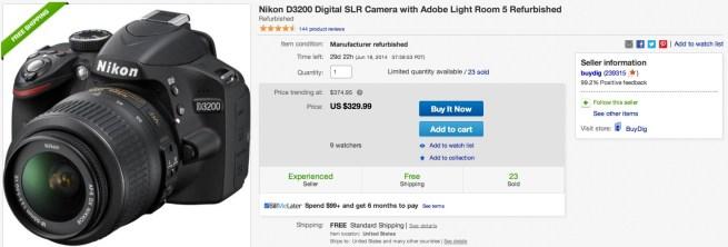Nikon Adobe Lightroom eBay