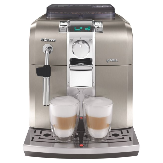 Philips Saeco Syntia Focus Automatic Espresso Machine