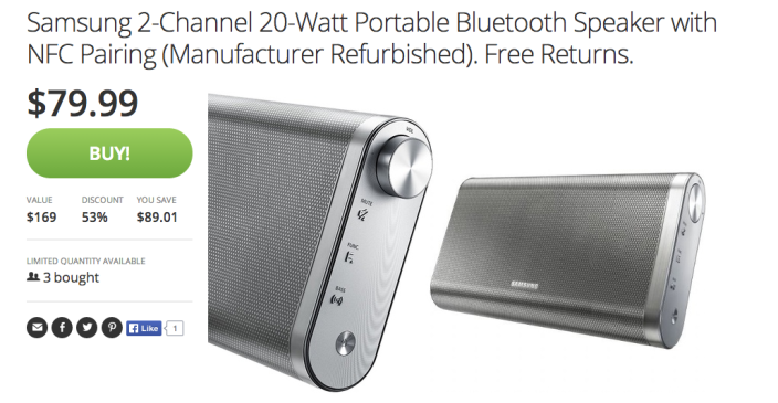 Samsung (DA-FM61C) Bluetooth Speaker-sale-02