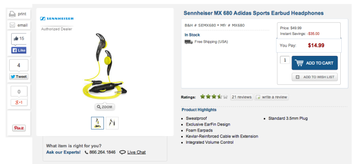 Sennheiser MX 680 Adidas Sports Earbuds-sale-02