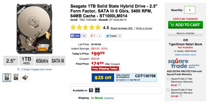 1TB Seagate  2.5%22 SATA III 6 Gb:s, 5400 RPM, Solid State Hybrid Drive-sale-01