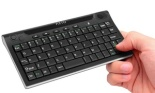 Aluratek Home-Theater Keyboard for Smart TVs and Home-Theater PCs