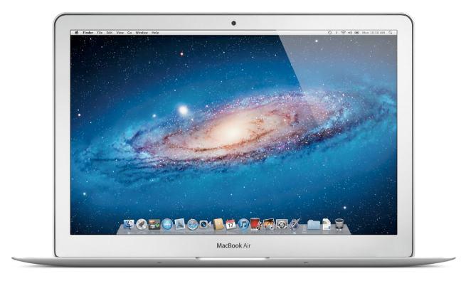 Apple Macbook Air 11.6 Inch 128GB Unibody Laptop w: Core i5 Processor & OSX 10.9