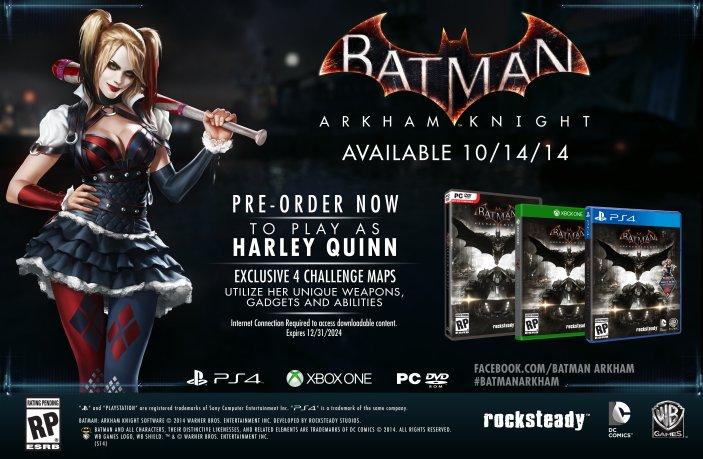 Batman Arkham Knight-preorder-sale-01