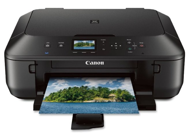 Canon PIXMA MG5520 Wireless Inkjet Photo All-in-One Printer