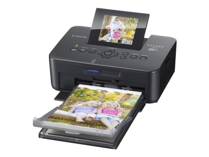 Canon SELPHY CP910 Black Portable Wireless Compact Photo Color Printer -sale-01