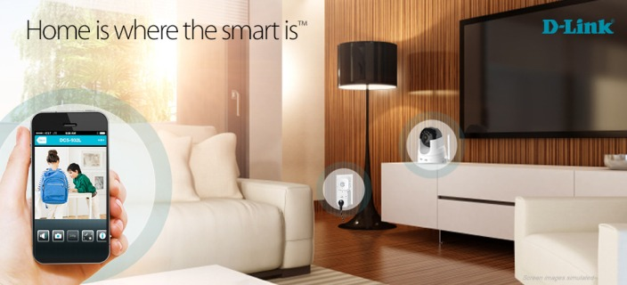 D-Link-Wi-Fi Motion Sensor-release