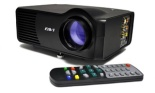 Favi LED Gaming Projector with Remote Control