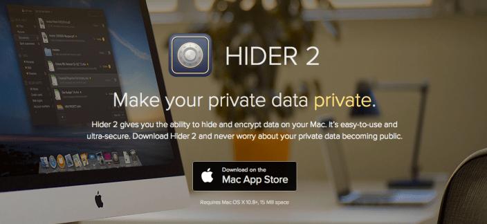 Hider 2-MacPaw-Mac-App-sale-WWDC