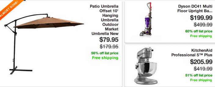 Home-deals-vacuum-mixer-umbrella